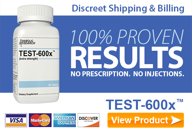 test 600x steroid reviews